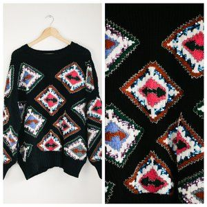 Zara Embroidered Beaded Special Edition Pullover